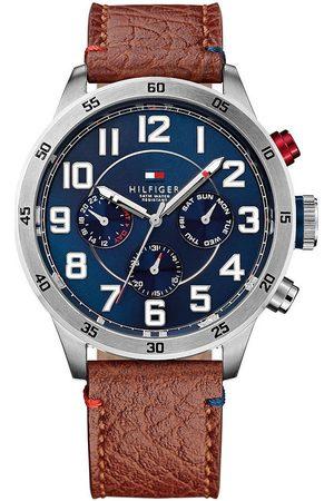 Tommy Hilfiger Reloj analógico 1791066, Quartz, 46mm, 5ATM para hombre