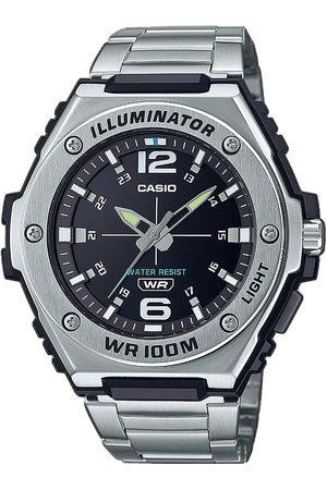 Casio Reloj analógico MWA-100HD-1AVEF, Quartz, 50mm, 10ATM para hombre