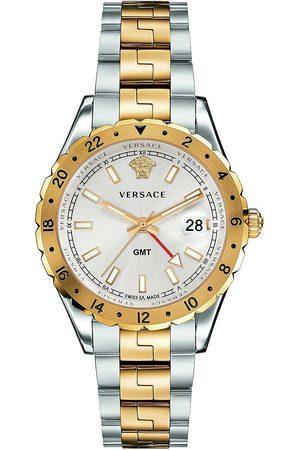 VERSACE Reloj analógico V11030015, Quartz, 42mm, 5ATM para hombre