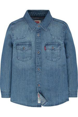 Levi's Camisa manga larga BARSTOW WESTERN SHIRT para niño