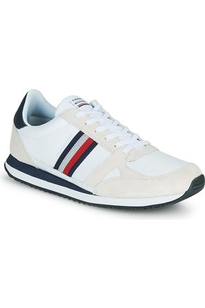 Tommy Hilfiger Zapatillas RUNNER LO LEATHER STRIPES para hombre