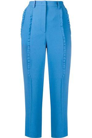 Nº21 Pantalones pitillo capri