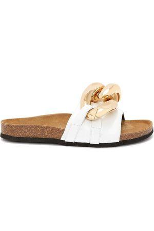 J.W.Anderson Mujer Zapatos - Mocasines con detalle de cadena