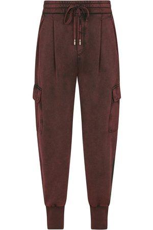 Dolce & Gabbana Pantalones tipo cargo ajustados