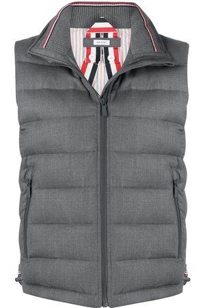 Thom Browne Mujer Chalecos - Chaleco acolchado con cuello alzado