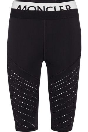 Moncler Shorts ciclistas perforados