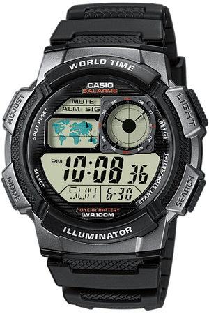Casio Hombre Relojes - Reloj digital AE-1000W-1BVEF, Quartz, 43mm, 10ATM para hombre