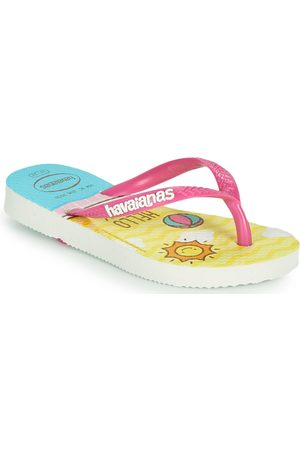 Havaianas Chanclas KIDS SLIM HELLO KITTY para niña