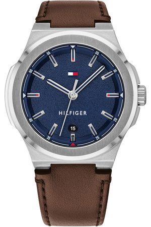 Tommy Hilfiger Reloj analógico 1791645, Quartz, 44mm, 5ATM para hombre