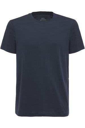 ARMANI EXCHANGE | Hombre Camiseta De Jersey De Algodón Xs