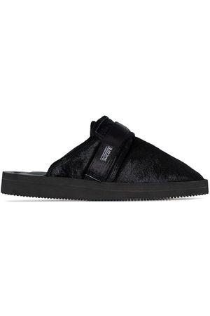 Suicoke Zapatos slippers Zavo texturizados