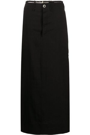 Jacquemus Mujer Largas - Falda larga con tira tipo tanga