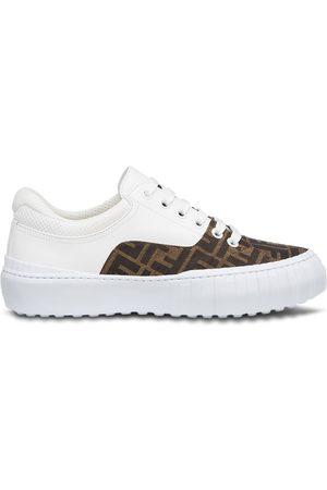 Fendi Hombre Zapatillas deportivas - Zapatillas con panel con motivo FF