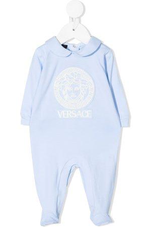 Young Versace Pijama con estampado Medusa