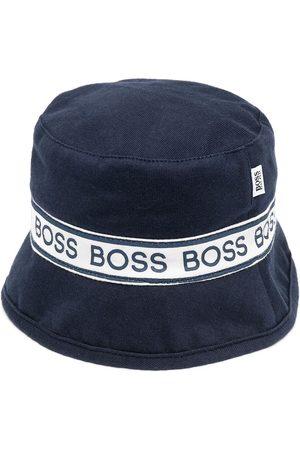 HUGO BOSS Sombrero de pescador con logo