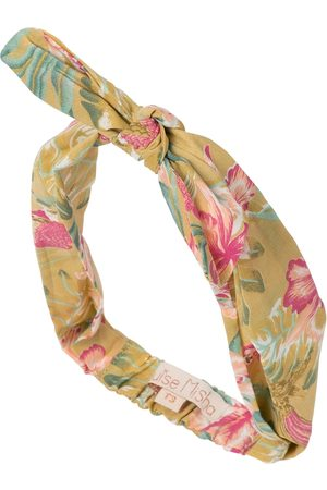 Louise Misha Diadema Cally de algodón floral