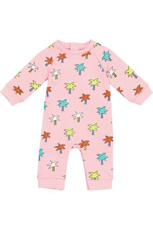 Stella McCartney Kids Bebé - body de algodón estampado