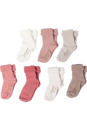 Bonpoint Bebé - set de 7 calcetines