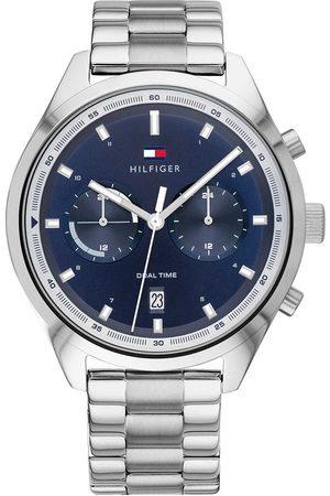 Tommy Hilfiger Reloj analógico 1791725, Quartz, 44mm, 5ATM para hombre