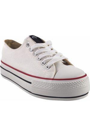 MTNG Zapatillas Lona señora MUSTANG 69423 para mujer