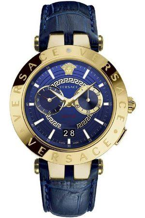 Versace Reloj analógico VEBV00219, Quartz, 45mm, 5ATM para hombre