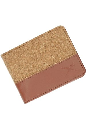 Iriedaily Cork On Wallet marrón