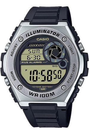 Casio Reloj digital MWD-100H-9AVEF, Quartz, 50mm, 10ATM para hombre