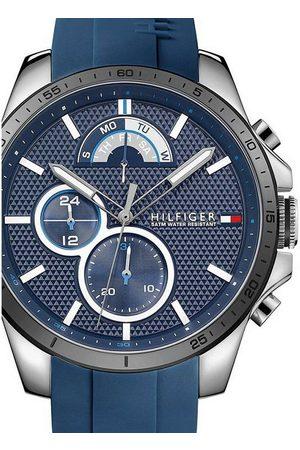 Tommy Hilfiger Reloj analógico 1791350, Quartz, 46mm, 5ATM para hombre