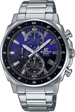 Casio Reloj analógico EFV-600D-2AVUEF, Quartz, 44mm, 10ATM para hombre