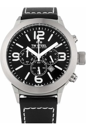 TW steel Reloj TWMC33, Quartz, 42mm, 5ATM para hombre