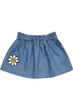 Moschino Bebé - falda de jeans