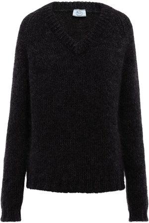 Prada Mujer Jerséis y suéteres - Jersey con cuello en V