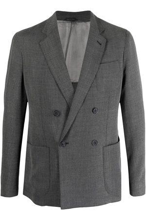 Armani Blazer de vestir con doble botonadura