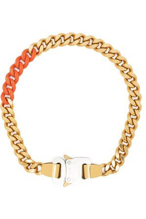 1017 ALYX 9SM Collar de cadena barbada con hebilla