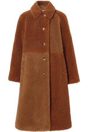 Burberry Mujer Abrigos largos - Abrigo Teddy Bear