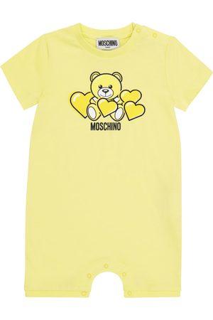 Moschino Bebé - body de algodón