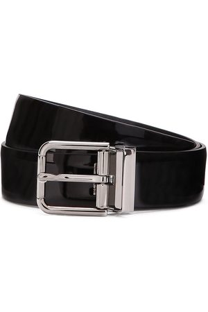 Dolce & Gabbana Cinturón con acabado brillante