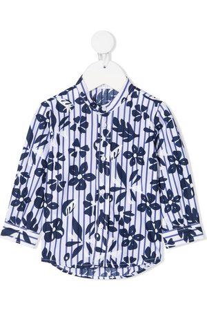 Il gufo Estampadas - Camisa con estampado floral