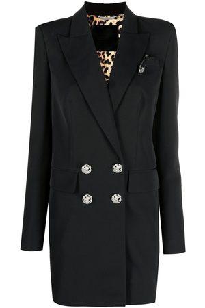 Philipp Plein Mujer Vestidos - Vestido con diseño de blazer