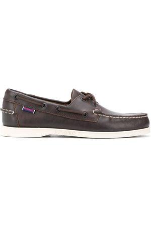 SEBAGO Hombre Loafers - Zapatos náuticos con detalle de cordón