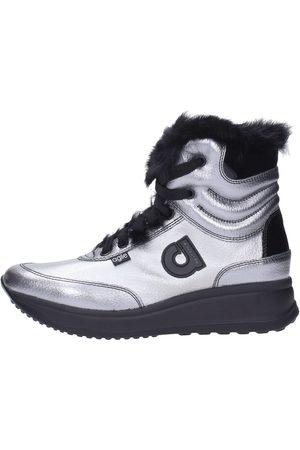 Ruco Line Zapatillas altas 1308 A TARSIA LAPIN para mujer