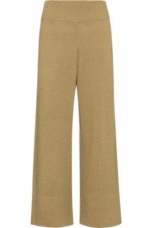 Altuzarra Mujer Pantalones de talle alto - Pantalones Cynthia de tiro alto cropped