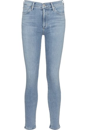 Citizens of Humanity Mujer Cintura alta - Jeans skinny Rocket Ankle