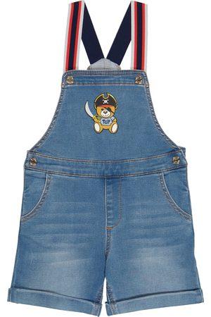 Moschino Bebé - mono de jeans
