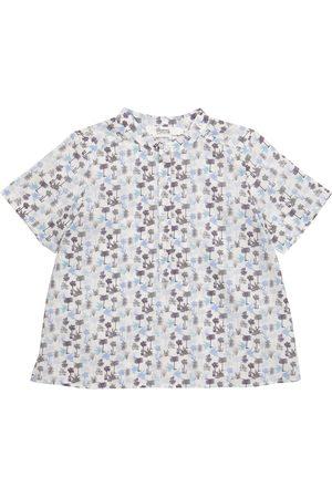 BONPOINT Niño Camisas - Camisa Cesar de algodón floral