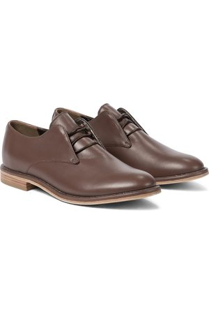 Brunello Cucinelli Mujer Loafers - Zapatos brogue de piel