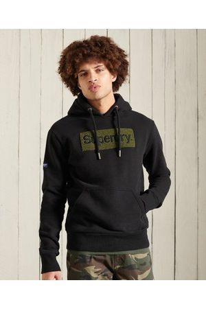 Superdry Sudadera con capucha y logo Core Workwear