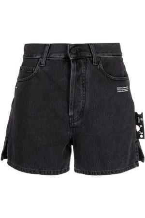 adidas Mujer Pantalones cortos - Shorts de talle medio