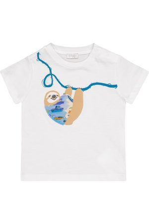 adidas Bebé - camiseta de algodón