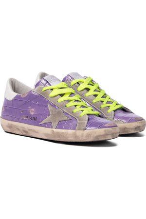 adidas Zapatillas Superstar de piel